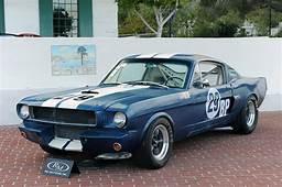 1966 Shelby GT350 SCCA B Production Race Car Nets $159500