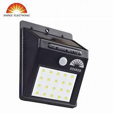 aliexpress com buy 20led solar powered led sensor pir motion sensor wall l waterproof aliexpress com buy 810f xinree 20 led lights powered