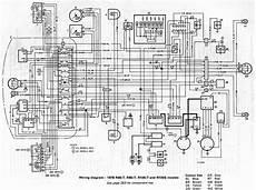bmw 1984 r80 7 wiring diagram chassis wire harness bmw r airhead r60 r75 r80 r100 61 11 1
