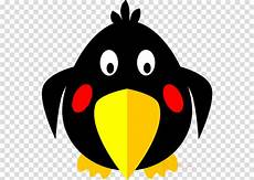 Gambar Burung Gagak Kartun Gambar Burung Wallpaper