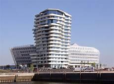 Hamburg Marco Polo Tower - marco polo tower hamburg architecture large residences