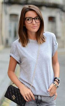 20 best hairstyles for women with glasses girls in
