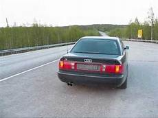 Audi S6 C4 V8 Sound With Pipes