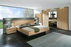 Massivholz Schlafzimmer Casa Thielemeyer Bett