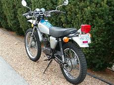 1974 honda 125 enduro moto cross honda elsinore