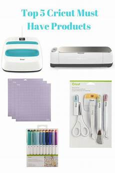 top 5 cricut must have products here are my favorite