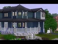 3 familienhaus modern sims 3 house family living