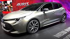 Toyota Auris Une Unique Version Hybride Pour L Hexagone