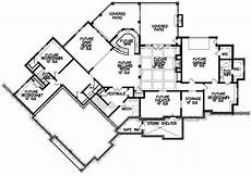 expandable house plans expandable mountain house plan 25637ge architectural