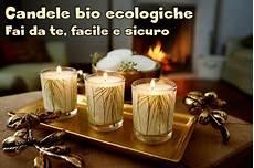 candele ecologiche candele bio ecologiche fai da te benessere bio naturale