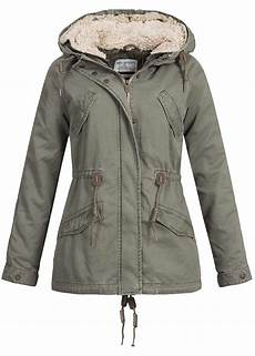 eight2nine damen parka kapuze teddyfutter abnehmb 4