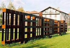 easy diy wooden pallet fence ideas pallets designs