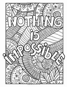 mandala coloring pages with quotes 17979 coloring book stress relief patterns inspirational words mandalas animals butterflies