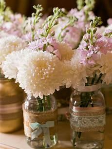 blumen tischdeko im glas blumen f 252 r die hochzeit tischdeko im glas dekoration hochzeit tischdeko hochzeit und