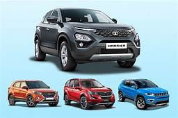 2019 Tata Harrier Vs Rivals Price Specifications