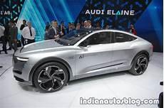 Audi Iaa 2017 - audi elaine concept showcased at iaa 2017 in frankfurt