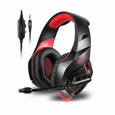 Onikuma Single Stereo Gaming Headset by Onikuma K1 B Single Stereo Gaming Headsets Gearvita