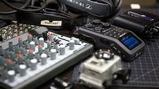 tested in depth audio gear for podcast recording youtube