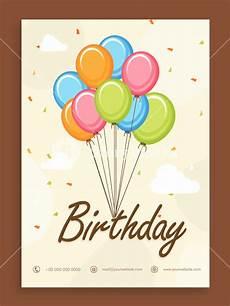 gestaltung einladungskarten geburtstag beautiful birthday celebration invitation card or greeting