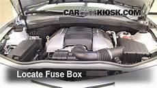 2010 camaro ss fuse box blown fuse check 2010 2013 chevrolet camaro 2010 chevrolet camaro ss 6 2l v8