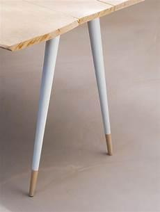 pied de table conique bois pied de table blanc bage t 2 diy d 233 co en 2018