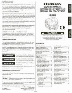 small engine service manuals 1995 honda accord engine control honda gcv135 gcv160 gcv190 and gsv190 engine shop manual