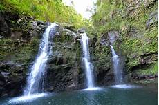 tropical island waterfalls image of america 59428812
