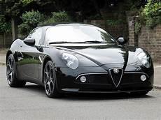 2008 used alfa romeo 8c competizione metallic black