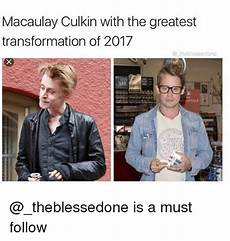 Macaulay Culkin With The Greatest Transformation Of 2017