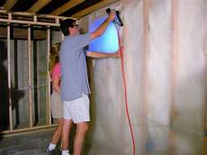 how to run electrical wire and install insulation use these step by step instructions to learn
