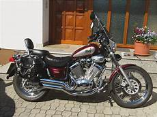 yamaha virago xv 535 custom cruiser road review