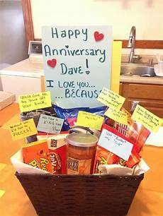 1 year anniversary gifts for him ideas the divas