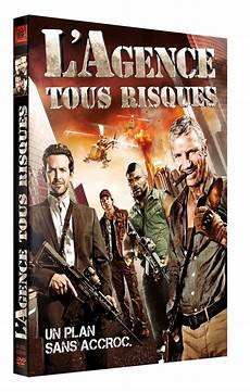 l agence tous risques en dvd