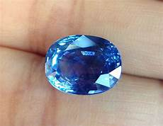 7 93 carats natural blue sapphire from sri lanka thai