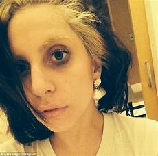 Gaga Goes Almost Make Up Free As She Declares