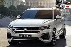 2019 volkswagen touareg engine price release date