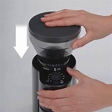 cloer 7520 elektrische kaffeem 252 hle mit kegelmahlwerk