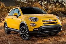 2016 fiat 500x pricing features edmunds