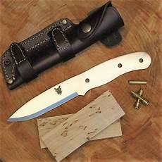Messer Selber Bauen - tbs boar bushcraft knife kit make your own boar kit 3