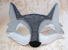 Wolf Maske Basteln - wolf masks endangered species coalition