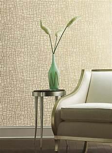 Edle Tapeten Wohnzimmer - hochwertige tapete mit metallic gold schimmer tapeten