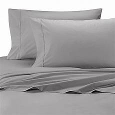 wamsutta 174 cool touch percale cotton olympic queen flat sheet bed bath beyond