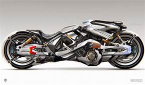 Moto Flaer  Futuristic Motorcycle Concept Motorcycles