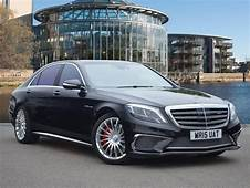 Used 2015 Mercedes Benz S Class S65 AMG L For Sale In Tyne