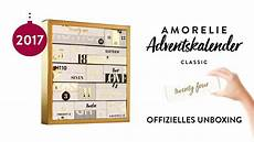 Amorelie Adventskalender Premium 2017 Inhalt Official