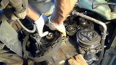 Timing Belt Replacement With Coolant Tutorial Hd