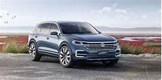 2020 vw touareg redesign engine and release date 2019