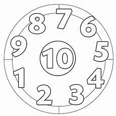 Kinder Malvorlagen Zahlen Mandala Zum Ausdrucken Kinder Zahlen 01 Ideen Rund Ums