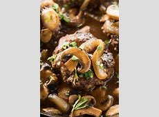 Easy Chopped Steaks and Gravy   The Salty Marshmallow
