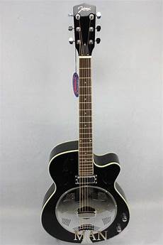 Wholesale Acoustic Electric Roundneck Resonator Guitar